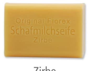 Zirbe SHEEP'S MILK SOAP organic sheep milk 100gr
