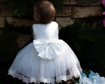 ec6362d3bc9 Christening dress Baptism Dress