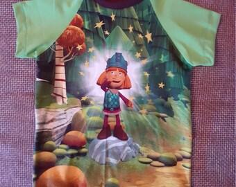 Wickie T-Shirt Size 110/116