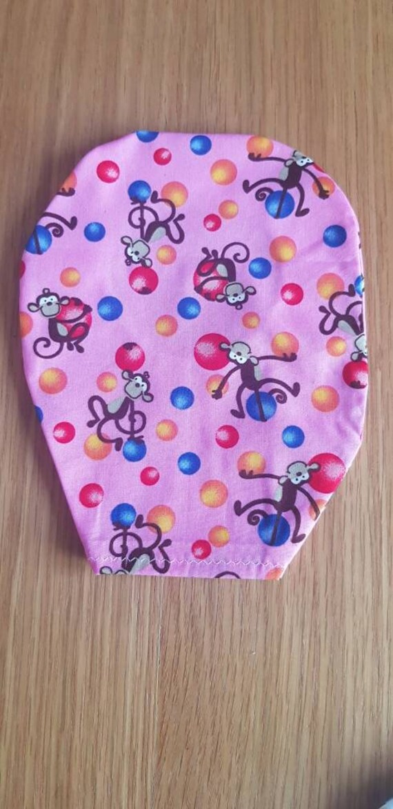 Children/'s or Adult size Open bottom Superheroes cover Stoma bag pouch cover for Ostomy Ileostomy Colostomy