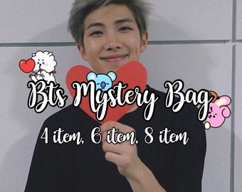 Bts mystery box | Etsy