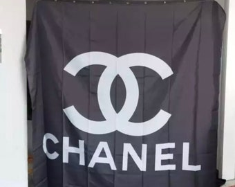 Popular Items For Chanel Shower Curtain