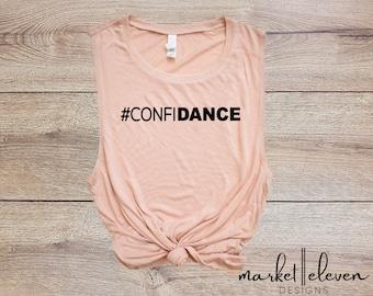 Jazz 8 Counts Tank Top Girls Dancewear Tap Dance Tank Top Dance Shirts for Girls Ballet