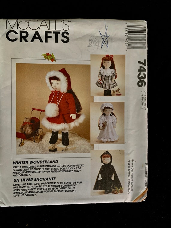 """Santa Claus Christmas Slippers House-Shoes For 18/"""" American Girl Dolls Debs"""