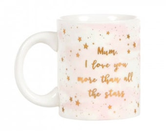 Cup MECs Mum I Love You More Than all The Star