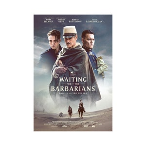 Waiting for the Barbarians Movie Poster Photo 8x10 11x17 16x20 22x28 24x36 27x40
