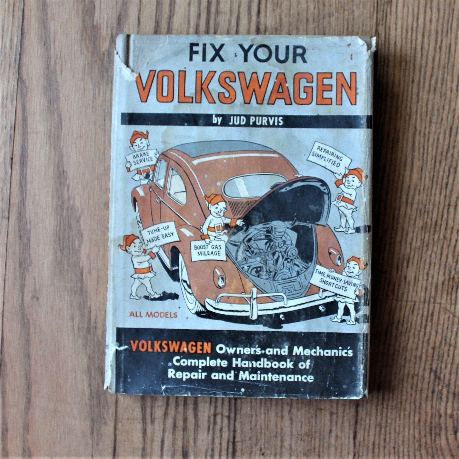 1962 Fix Your Volkswagen