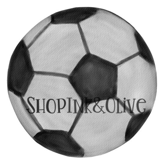 photo relating to Printable Soccer Ball named Watercolor PNG Football Ball Printable Electronic Down load Clipart