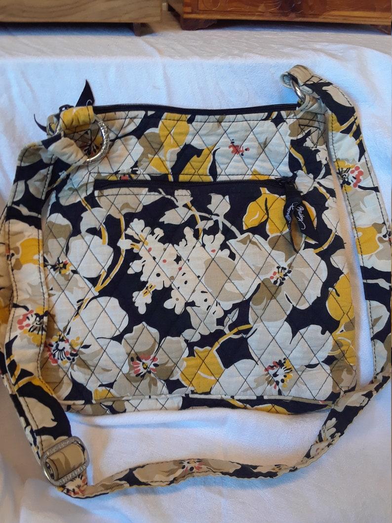 87ead636f4 Vera Bradley Hipster Crossbody purse in retired pattern
