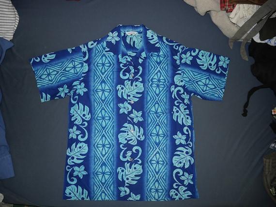 Vintage 1950s Hawaiian Shirt Mint Condition large