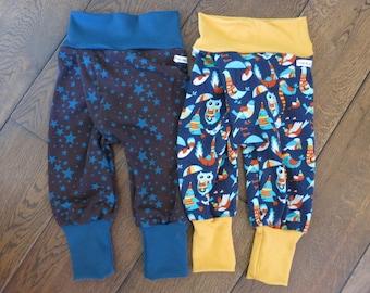 Diaper free trousers/Splitpants