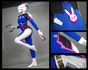cf63d366774c9 High quality D.Va Cosplay from Overwatch (Blizzard)