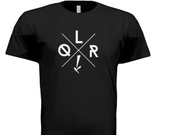 QLRX Next Level Unisex Cotton T‑Shirt