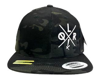 Quite Low Snapback Hat