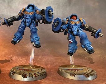 Space Marines Primaris Inceptors