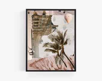 Charles Spurgeon Collage Art | Collage Art | Collage Art Print | Collage | Quote Art | Quote Art Print | Charles Spurgeon Quote