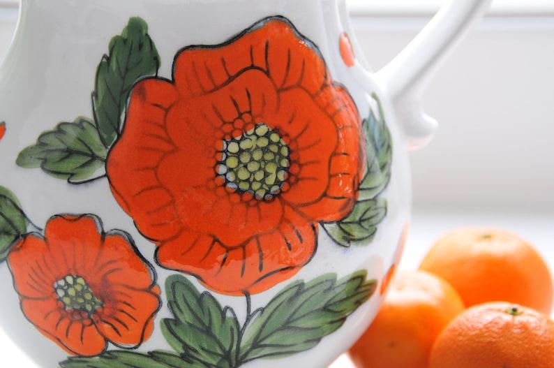 Handpainted Ceramic teapot Japanese