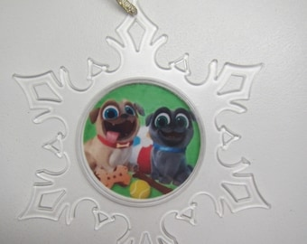 Puppy Dog Pals Ornament Etsy