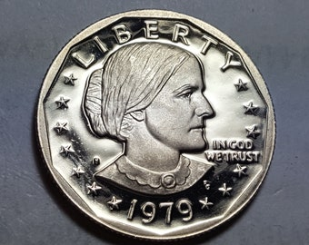 Susan b anthony coin | Etsy