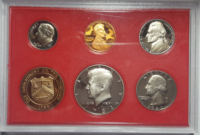 1979 UNCIRCULATED Genuine U.S MINT MINT SETS ISSUED BY U.S