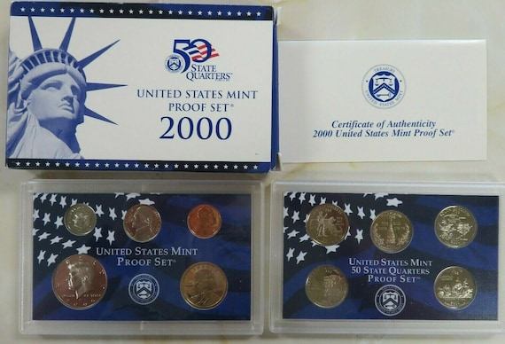 1988 US Mint Set in Original Government Envelope