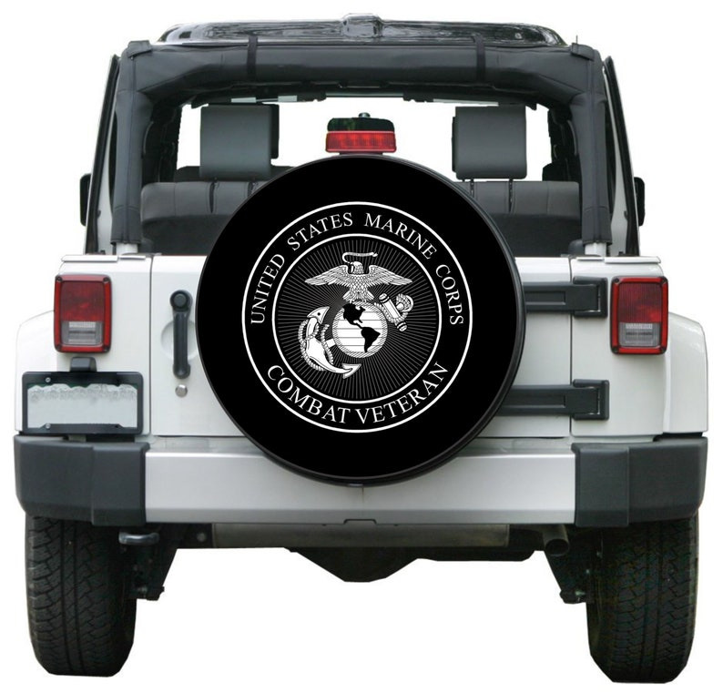marine corp jeep tire covers
