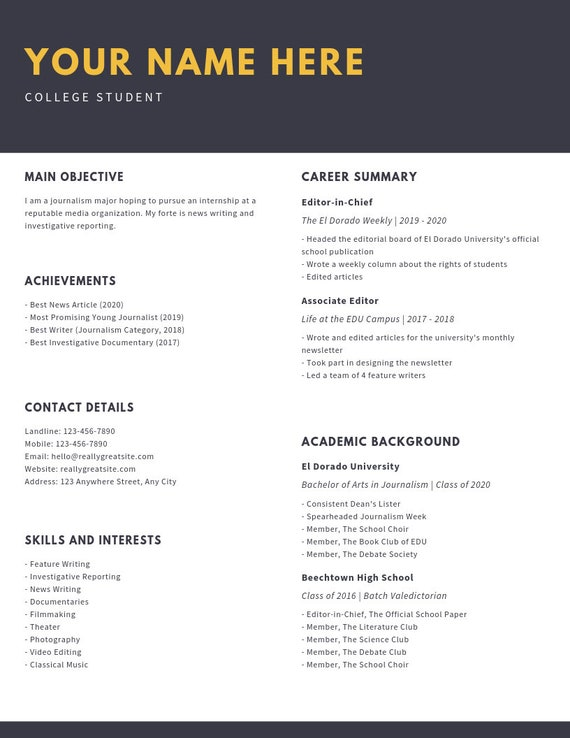 Resume & Cover Letter Writing Package with Free Ebook