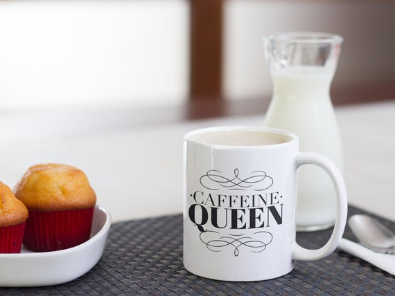 I Only Love My Bed And My Coffee Custom Coffee Mug Funny Mug Hip