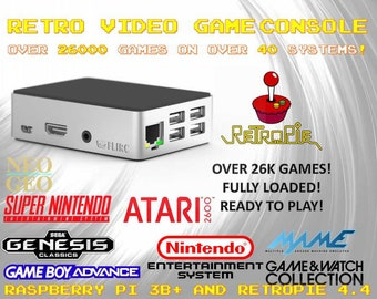 Two-terabytes of games for the Raspberry Pi Retro gaming at
