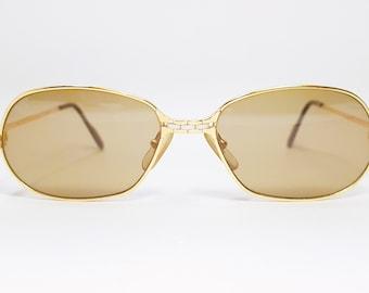 ad884e09e89 Vintage Cartier Panthere 1989 Sunglasses