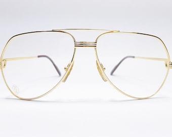 aafe14790e8 Vintage Cartier Vendome LC - M. Luxury eyeglasses