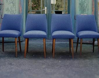 Vintage Stuhl Sessel 60er DDR Neu Gepolstert