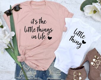 1926f74b7b5 its the little things in life shirt