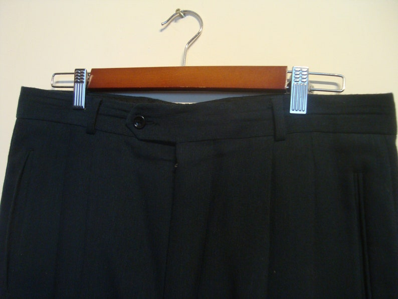 Trousers L Vintage Hugo Boss PoseidonAkropolis Suit Jacket