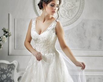 040f3db7b3b Sparkle glitter wedding dress