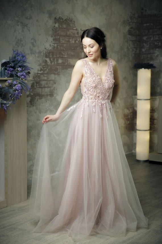 Etsy Blush Wedding Dress Coupon Code For 8c9cc 5d49d