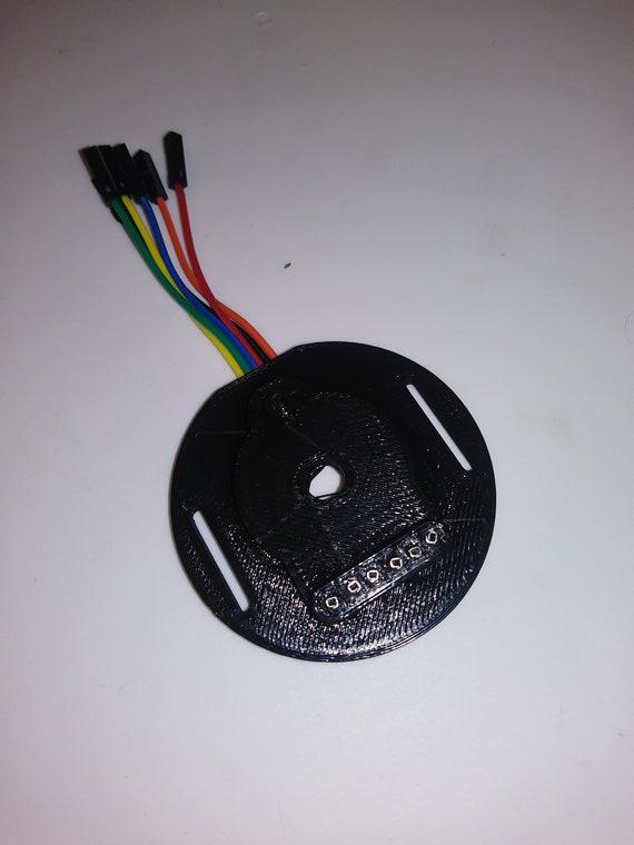single htc vive tracker pogo pin adapter mount etsy