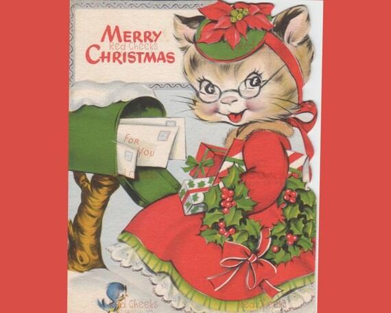 Christmas Cards /& Packs Grey Kitten British Shorthair /& Chihuahua Dog Freepost