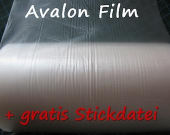 5 m Stick film Avalon film Madeira Water Soluble