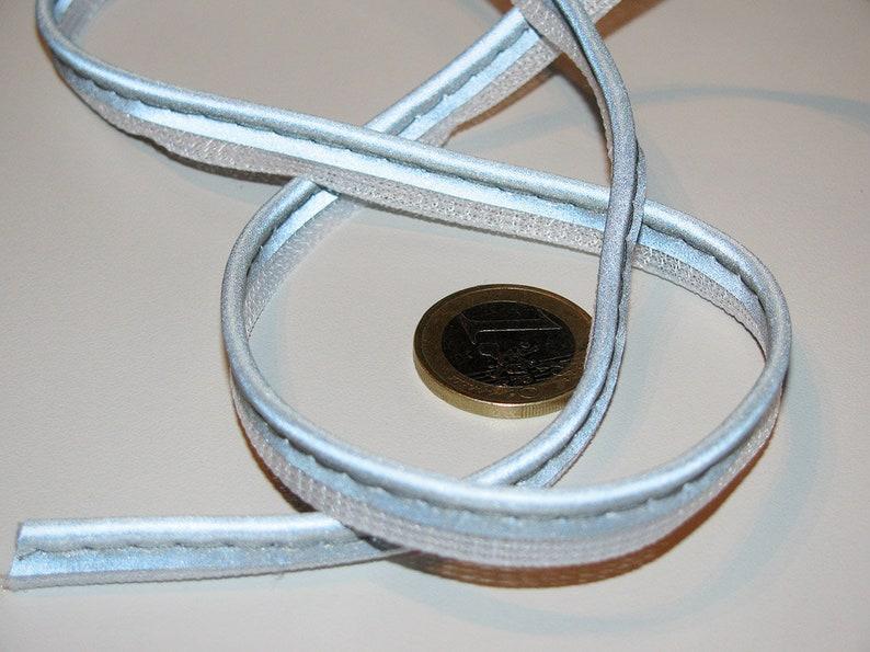 5m réfléchissant paspelband//reflektorpaspel avec gris produits de base