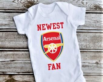 Arsenal baby | Etsy