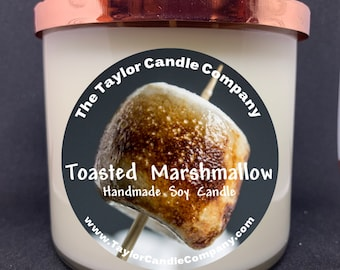 Toasted Marshmallow - Soy Candle