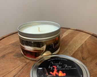 Novels by the Fire - Soy Candle