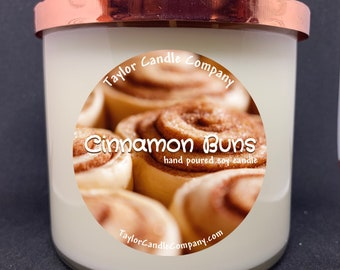 Cinnamon Buns - Soy Candle