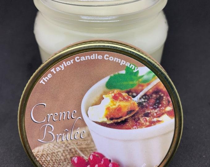 Crème Brûlée - Soy Candle