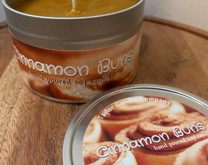 Cinnamon Buns - Soy Candle
