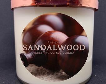 Sandalwood - Soy Candle