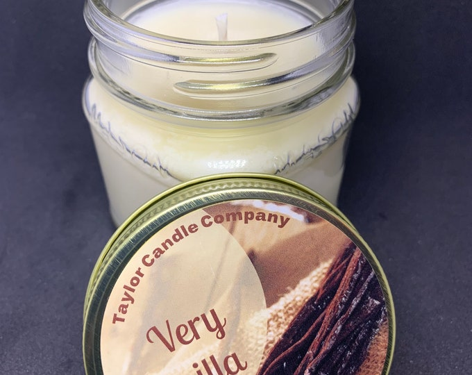 Very Vanilla - Soy Candle