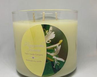 Honeysuckle Jasmine - Soy Candle