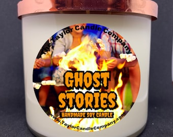 Ghost Stories Soy Candle